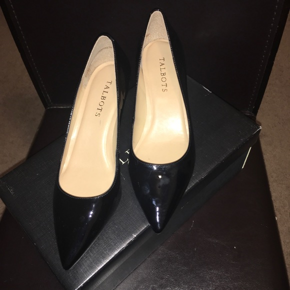 Talbots Shoes - Talbots Patent Leather Pumps